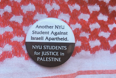 NYU student government passes resolution to divest from corporations that violate Palestinian human rights