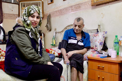 Doctor's dispatch: house calls in Aida refugee camp