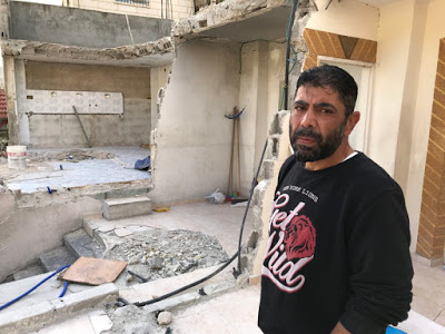 Life after demolition: Palestinian family in East Jerusalem reels after being forced to demolish their own home