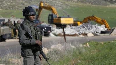 Israel destruye más de 500 construcciones palestinas en 2018