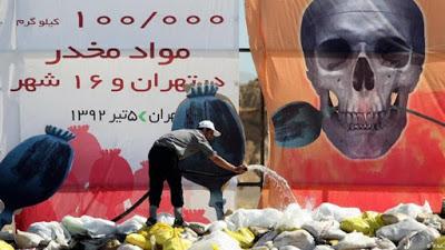 The Islamic Republic has a drug problem