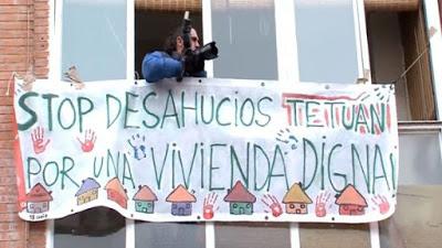 Se incrementan desalojos inmobiliarios en España por impagos