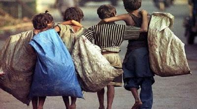 Las peores formas de trabajo infantil