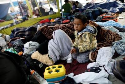 ¿Por qué la detención de los niños migrantes viola el derecho internacional?