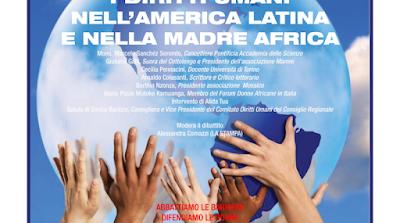I diritti umani in America Latina e nella madre Africa