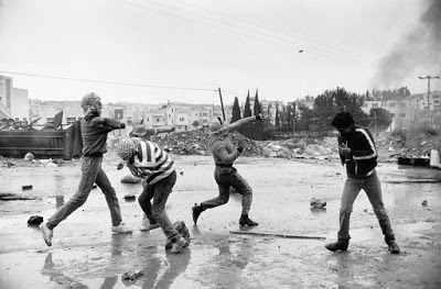 Between hopefulness and despondency (and nostalgia for the First Intifada)