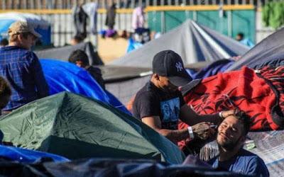 Albergue de migrantes en Tijuana es cerrado por salubridad
