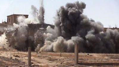 Coalición estadounidense causa muerte de 17 civiles sirios