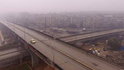Rusia asegura tener pruebas sobre el uso de tóxicos en Alepo