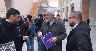 Pour la première fois depuis son arrestation, Cheikh Salah répond à l'acte d'accusation