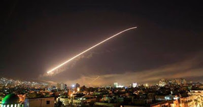 L'armée d'occupation israélienne frappe des cibles en Syrie