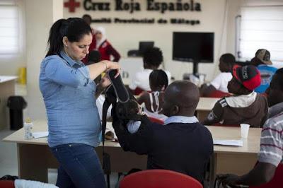 Detenidos por captar a menores inmigrantes en centros de acogida para pedir un rescate