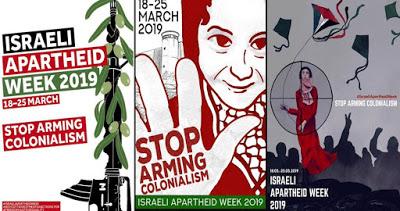 15ème Semaine contre l'Apartheid Israélien