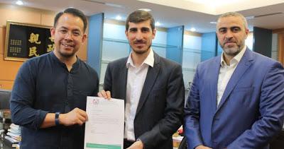 Une délégation palestinienne remercie la Malaisie pour sa position honorable sur la normalisation