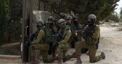 Un palestinien grièvement blessé par les forces d'occupation