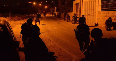 Les forces d'occupation prennent d'assaut les maisons des militants du Hamas à Qabatiya