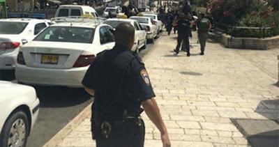 La police israélienne tue un Palestinien après avoir poursuivi son véhicule à Jérusalem