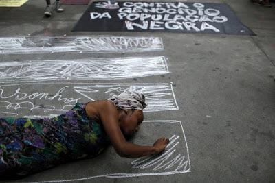 Ecco il volto oscuro della polizia brasiliana