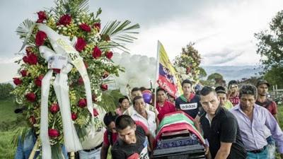 Procuraduría de Colombia exige protección para líderes sociales