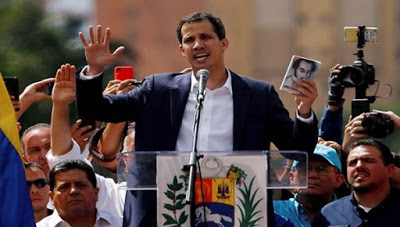 Autoproclamación de Guaidó y la construcción de una posverdad