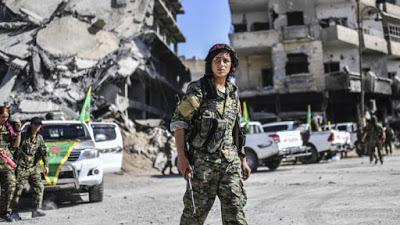 Siria: via gli Usa, arriva una 'forza araba'