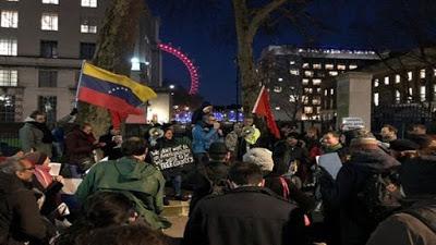 El mundo se moviliza a favor de Venezuela ante nuevas sanciones de EE.UU.