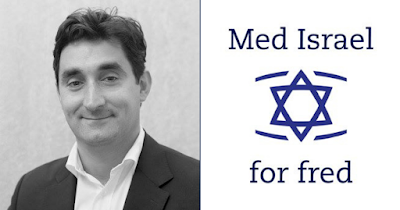 Pro-Israel group denies a Palestinian leader entry to public event at Copenhagen synagogue