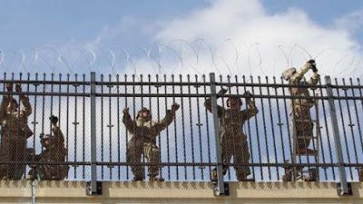 EE.UU. enviará miles de soldados a la frontera con México