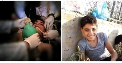 Niño palestino es asesinado por Israel por disparo en la cabeza
