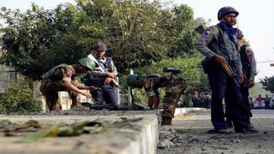 Grupo armado asesina a 13 policías en ataques en Myanmar