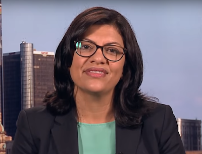 In defense of Rashida Tlaib on charges of raising the 'dual loyalty canard'