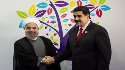 Irán apoya a Venezuela frente a intento de golpe de Estado