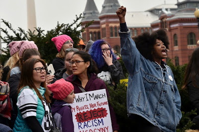The 2019 Women's March: privileging victimhood and the power of class