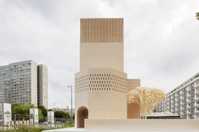 Berlin : Synagogue, mosquée et église dans une même maison