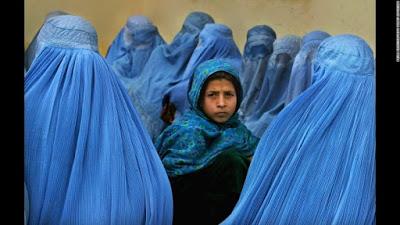 Le donne lottano anche in Afghanistan per liberarsi dal maschilismo