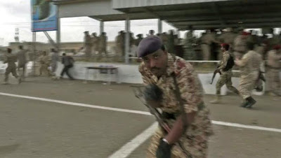 YEMEN. Un drone Houthi sulla parata saudita, tregua in bilico