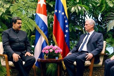 "Cuba insta a detener ""aventura militar"" de EE.UU. contra Venezuela"