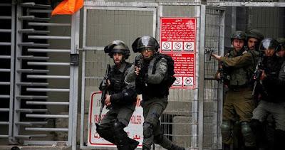 Des enfants de maternelle blessés lors de l'attaque des forces d'occupation à Ramallah