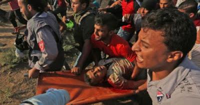 Gaza : deux adolescents palestiniens assassinés par les troupes d'occupation