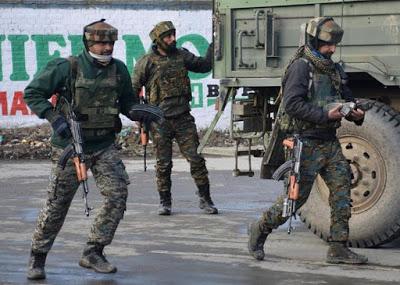 Siete muertos en enfrentamientos entre militares y rebeldes en Cachemira