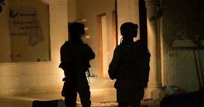 Jénine: Un enfant palestinien arrêté à l'entrée de Yamoun par les forces israéliennes
