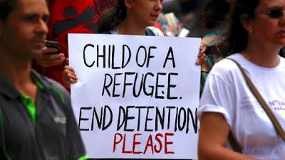 Australia to move child refugees on Nauru to the US