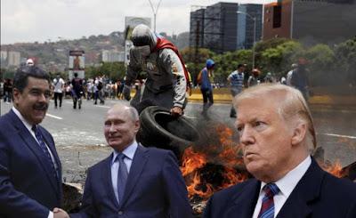 TRUMP FURIOSO: CINA E RUSSIA FORNISCONO MEDICINALI ED ALIMENTI AL VENEZUELA