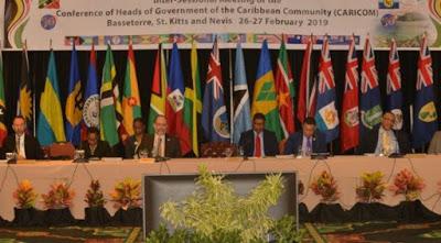 Caricom mantiene firme posición de no injerencia en Venezuela