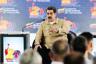 Nicolás Maduro: En Venezuela no va a entrar ningún soldado invasor