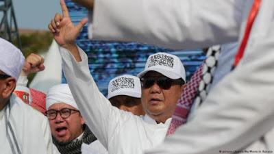Indonesia's slide towards identity politics