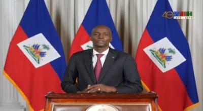 Presidente de Haití condena hechos violentos durante protestas