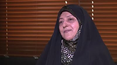 Masoumeh Ebtekar: 'The whole world was against Iran'