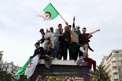 Argelia y el escenario a la egipcia