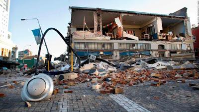 Christchurch ya había sido golpeado por la tragedia
